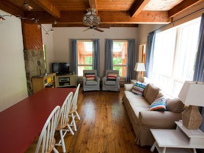 Photo for 6 BR, Sleeps 11, Near Park Entrance & Sand Beach!