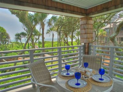 Ocean Front Dining at Windswept!