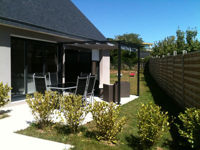Photo for House standing 4 people, 200m White Strike, Spa ext., All amenities.
