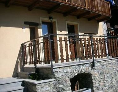 Photo for 15BR Condo Vacation Rental in Gignod , Valle d'aosta