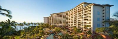 Photo for 2 Bedroom condo at Hyatt Residence in Ka'anapali Beach