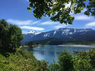 Photo for Newly renovated 2 bdr apartment in Revelstoke B.C. Walking distance to downtown