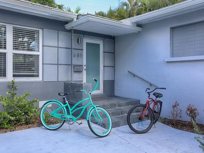 Photo for Modern Miami Family Home Mins from The Beaches