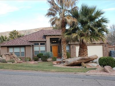 Photo for 3 Bdr, 2 Bth Home W/Pool and Hot Tub!