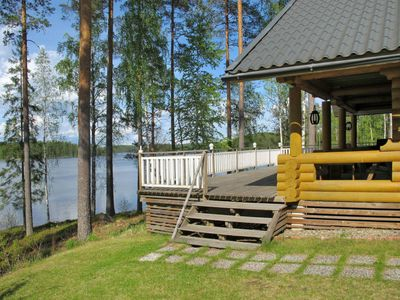 Photo for Vacation home Kuha (FIT079) in Padasjoki - 6 persons, 3 bedrooms