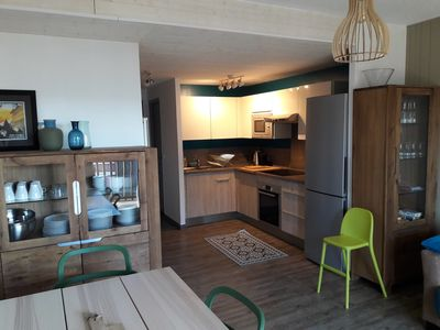 Photo for Comfortable apartment for 8 people in the village center