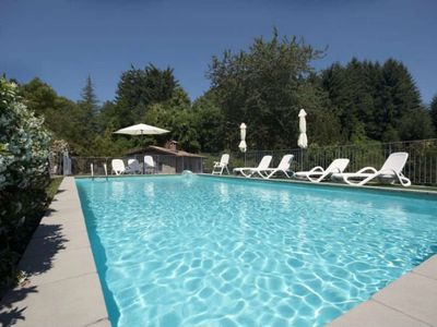 Photo for Erica, beautiful pool, stunning mountain views, walk to restaurants, WIFI, peace