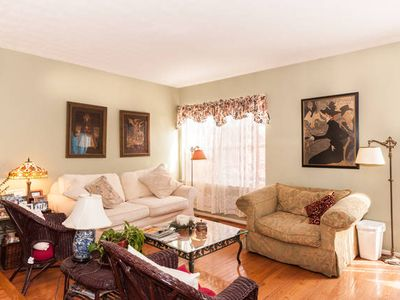 Photo for Cozy comfortable townhome- your home away from home!