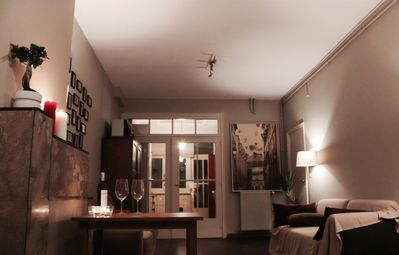 Photo for Cozy apartment (67 mq) in Antwerp city center with NETFLIX