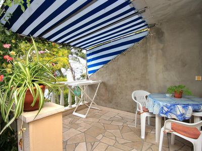 Photo for Studio flat near beach Prigradica, Korčula (AS-9141-a)
