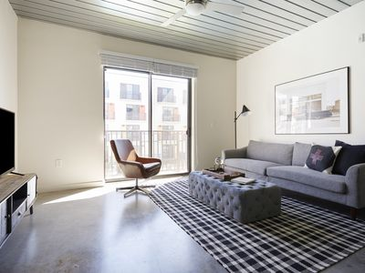 Photo for Sonder | Mid Main Lofts | Restful 1BR + Balcony