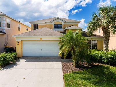 Photo for Nestled in the secure gated community of Emerald Island very close to Disney and complete with natur