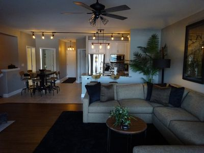 Photo for Luxurious 2 Level 4 Bedroom, 4 Bath (2700 sq. ft.) Condo - Great Location