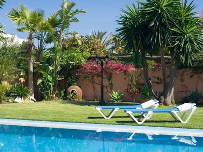 Photo for Exclusive Villa El Messidor with Private Pool, 2nd Line to Beach