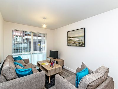 Photo for Residential Estates - Halo House apartment that sleeps 4 guests  in 2 bedrooms