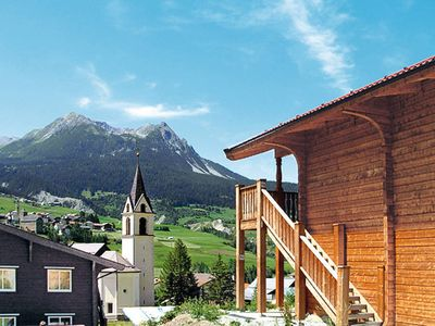 Photo for Apartment Chalets sur Baselgia  in Cunter, Grisons - 4 persons, 2 bedrooms