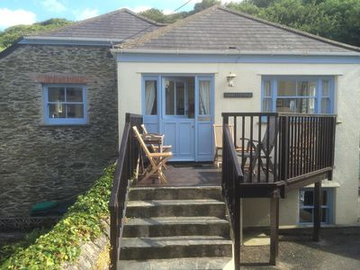 holiday two sleeps lobster cottages rental cottage bedroom pot portloe