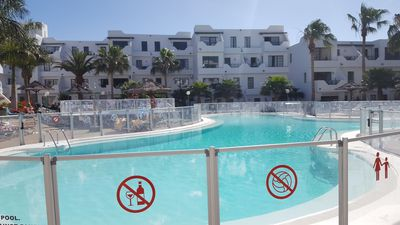 Photo for Spacious 1 bedroom apartment to rent in Puerto Del Carmen. Lanzarote
