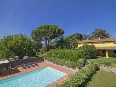 Photo for 5 bedroom Villa, sleeps 10 in La Caduta with Pool, Air Con and WiFi