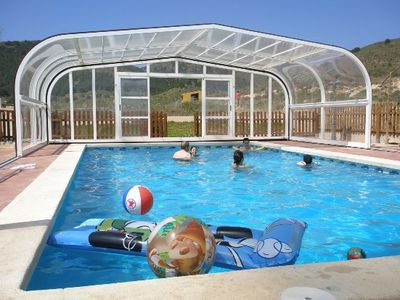 Photo for Rural house - pool