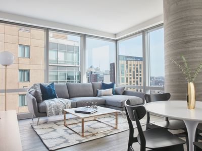 Photo for Sonder | Pierce Boston | Grand 2BR + Gym