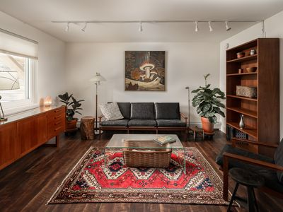 Photo for Boutique Furnished Townhome Minutes from UVM