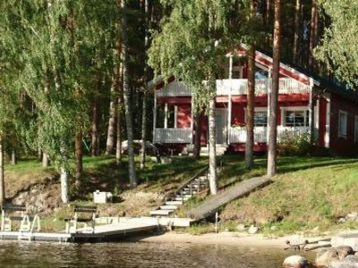 Photo for Vacation home Aurinkoranta in Lieksa - 8 persons, 2 bedrooms
