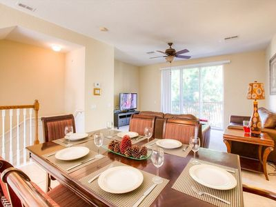Photo for Nice Furnished 3BR/3.5BA Town Home @ Vista Cay Near Universal Studios