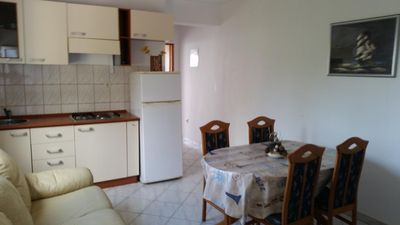 Photo for Two bedroom apartment with balcony and sea view Ivan Dolac, Hvar (A-12644-a)