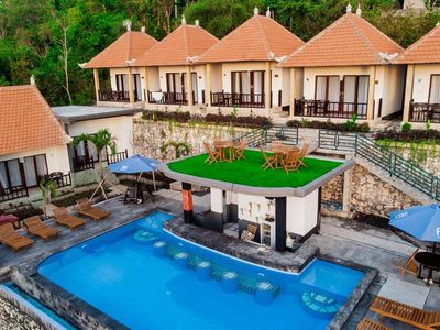 Photo for Nusa Penida Hill 2 Adult ABasan Pool Breakfast
