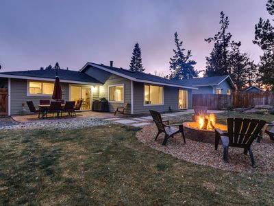 Photo for High Desert Oasis 3 bed/2 bath, Pet Friendly, Newly Decorated, Private Yard