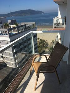 Photo for Apt 90m2, beautiful view of the sea, the beach promenade, with garage !!!