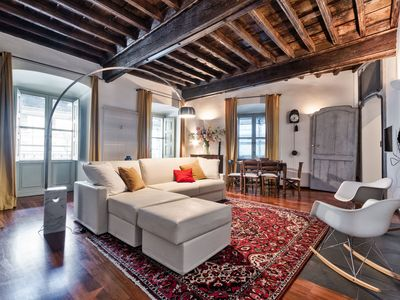 Photo for charm and comfort in the Roman quarter - historic center