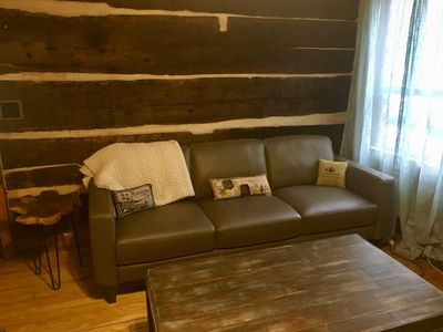 Photo for Mountain Joy Cottage #9  # BR log cabin