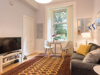 Photo for Central Flat Close to Holyrood Palace & Parliament