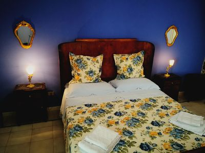 "Photo for ""LA BARONESSA B & B"" ORTENSIA QUADRUPLE ROOM"