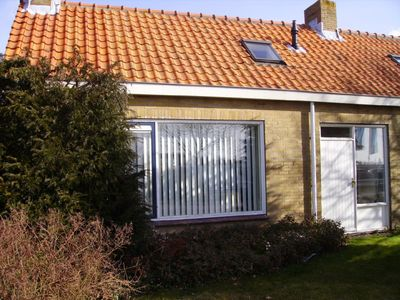 Photo for Near city Vrouwenpolder, spacious house for 8 persons, pets are welcome