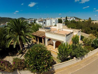 Photo for Beautiful house with Mediterranean garden in Cala Millor