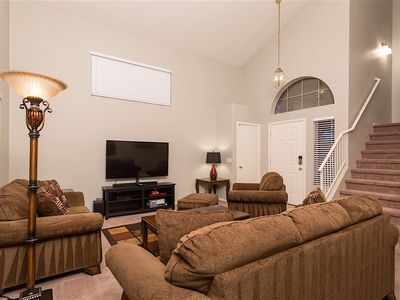 Photo for Comfy, 3 Bedroom, 2.5 Bath, Sleeps 8, in the heart of Arrowhead Ranch
