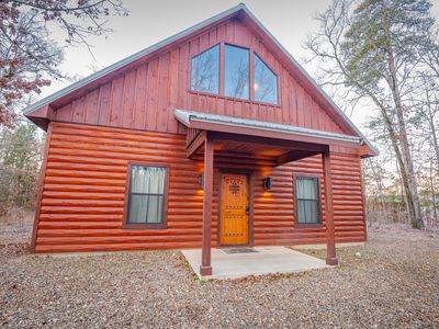 Photo for 3 Night Discount!, The Hay Loft, WiFi, Hottub, Log Fireplace, Wood Fire Pit