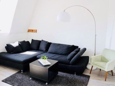 Photo for * NEW * Very nice apartment with 3 rooms and right on the Oker