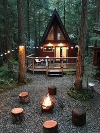 Mount Baker Lodge Lakes, Mt. Baker-Snoqualmie National Forest, WA, USA