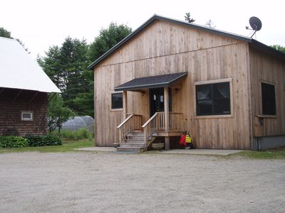 Private Red Dog Cottage On Hamilton S Pond Walk To Ocean Pet Friendly Bar Harbor