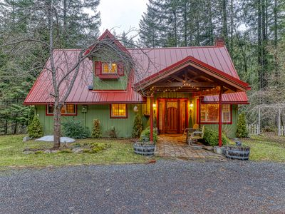 Photo for 4BR Country House / Chateau Vacation Rental in Carson, Washington