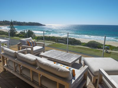 Photo for The best view in Mollymook!