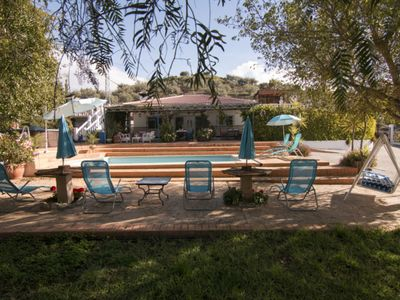 Photo for Country holiday complex,2 bedroom villa,2 bedroom apartment+3 studios,sleep16-18