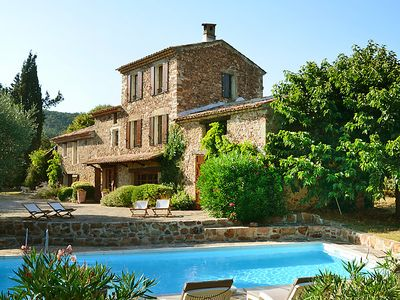 Photo for Vacation home la Verrerie  in Bagnols en Forêt, Provence - 9 persons, 5 bedrooms