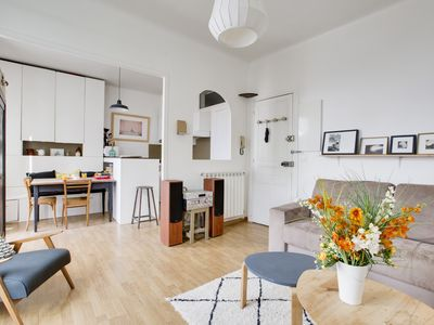 Photo for W193 - Cute studio close to beaches in Biarritz