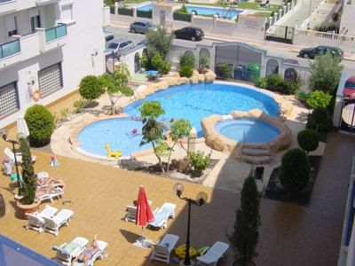 Photo for Playamarina 2, Penthouse Luxury Apartment with Solarium & Sea views