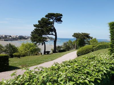 Photo for One bedroom Apartment, sleeps 2 in Dinard with WiFi